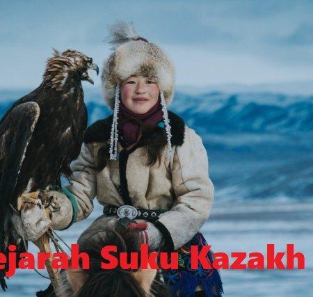 Sejarah Suku Kazakh