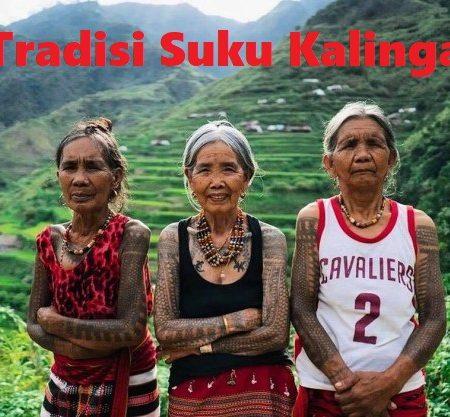 Tradisi Suku Kalinga